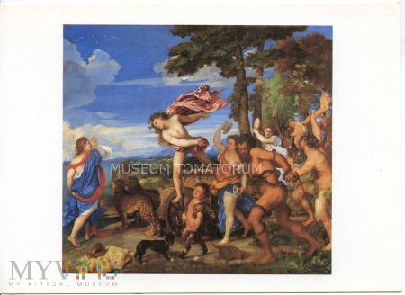 Titian - Z faunem w tle
