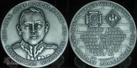 012. KAROL - Podpułkownik Józef Rokicki
