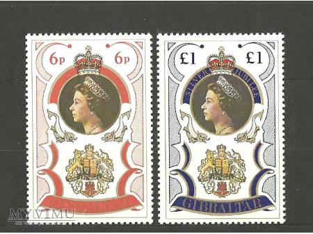 Gibraltar Silver jubilee