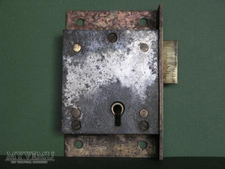 Duże zdjęcie GPO (British Post Office) Mail Box Lock-Largest