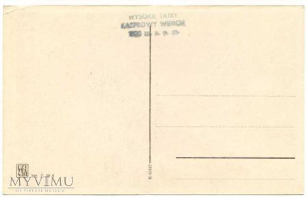 Morskie Oko. Lata 1945 - 50