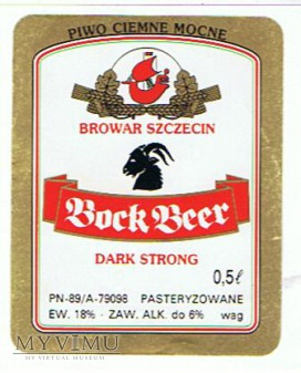 bock beer dark strong