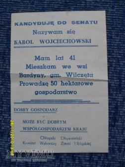 Kandydat PZPR (II)-1989r.