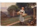 Zobacz kolekcję Kobieta wśród łąk, pól, kwiatów i ogrodów