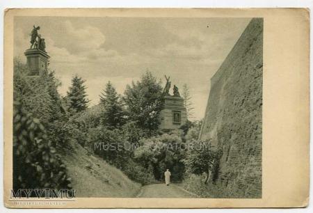 Częstochowa - Fragment Kalwarji Jasnogórskiej