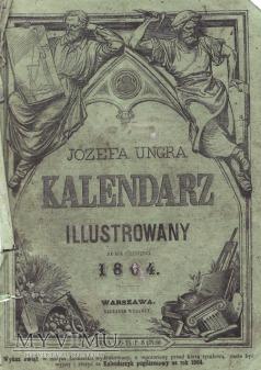 Kalendarz 1864.