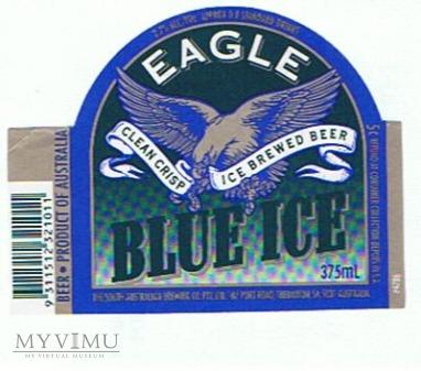 eagle blue ice