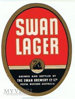 swan lager