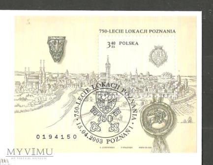 Lokacja Poznania.