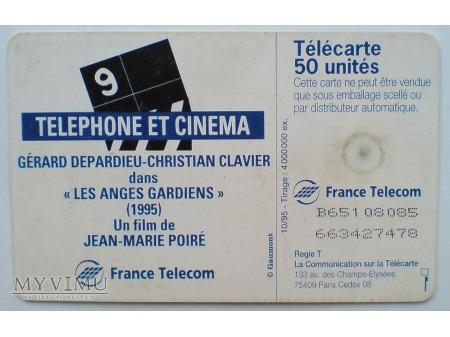 Christian Clavier Gérard Depardieu Karta 1995