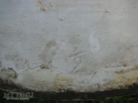 tabliczka nagrobna - Hübner i Hellfeier