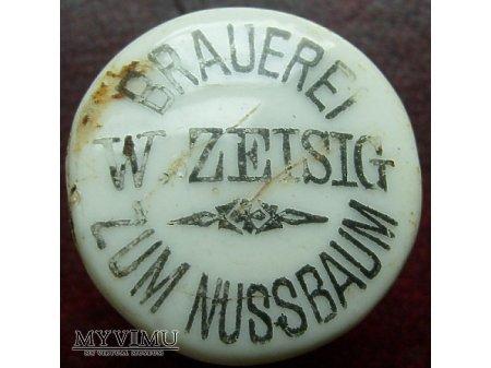 Brauerei zum Nusbaum -Breslau