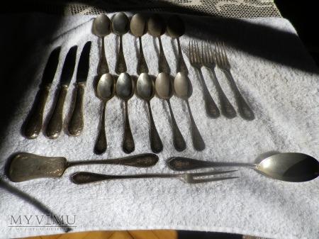 h.Łada- sztućce stołowe