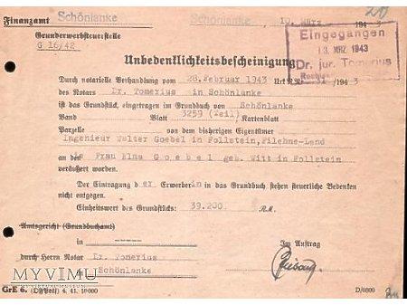 Dokument sądowy 1943 #10