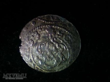 szeląg inflancki 1653
