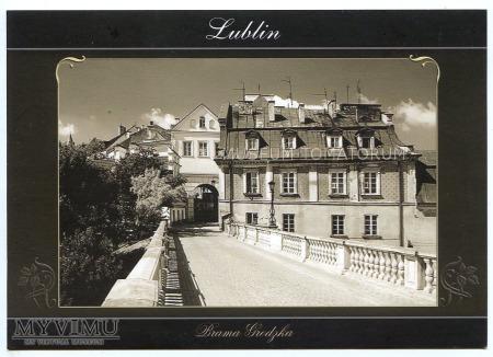 Lublin - Brama Grodzka - 2000 ok.