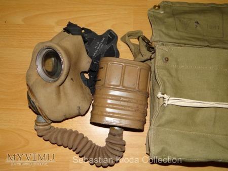 Maska przeciwgazowa Mk IV