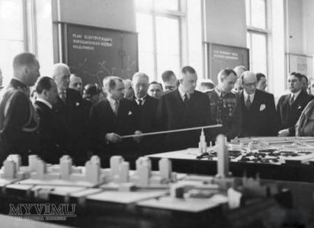 W-wa - Pałac Kultury i Nauki - 1960