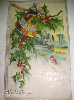 1909 Wesołych Świąt