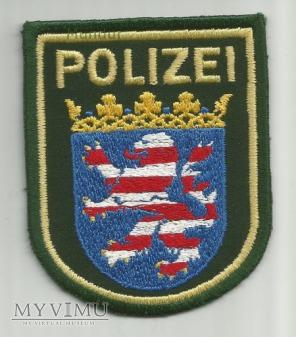 Emblemat Polizei Hessen