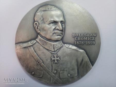 Duże zdjęcie Medal Honorowy im.Bolesława Chomicza