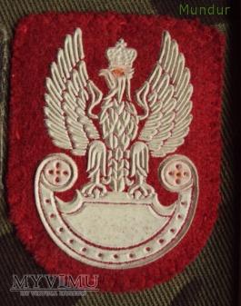 Orzełek wz.93 Żandarmerii Wojskowej (guma)