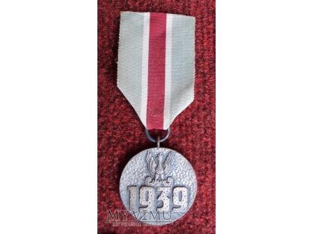 Duże zdjęcie Medal Za Udział w Wojnie Obronnej 1939