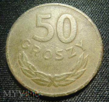 50 groszy Rzeczpospolita Polska 1949