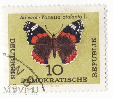 Znaczek pocztowy -Zwierzęta 56