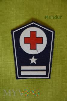 Dystynkcje OC służba medyczno-sanitarna
