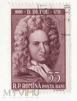 Rumunia 1960 Daniel Defoe