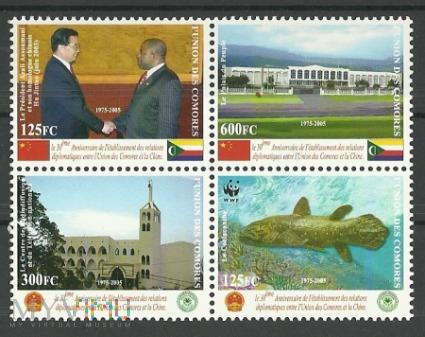 Comores-Chine
