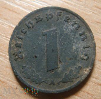 1 pfennig 1942 A III Rzesza