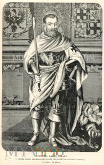 Albrecht - książę pruski