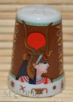 Seria :In Glaz Pharaonen/ Hathor