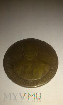 medal pamiątkowy Ernst Wilms Poznań