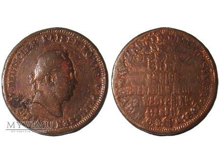 Duże zdjęcie Wilhelm I Legnica medal 1887