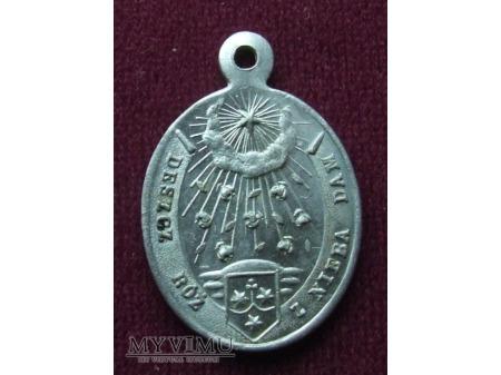 Medalik ze św. Teresą od dzieciątka Jezus