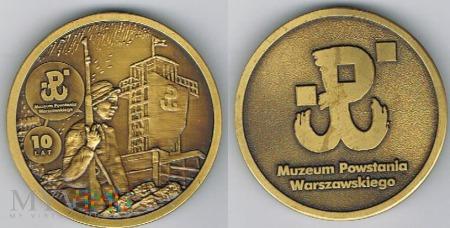 236. 10 lat Muzeum Powstania Warszawskiego