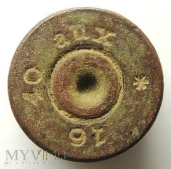 9 mm Luger aux * 16 40
