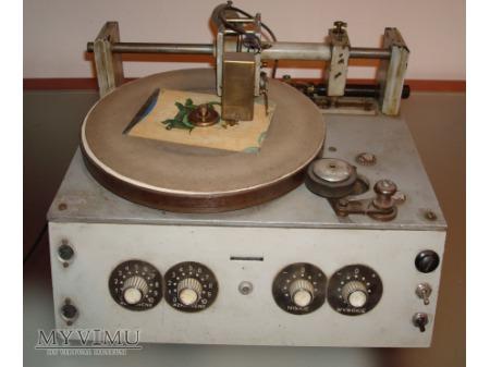 Nagrywarka pocztówek dźwiękowych