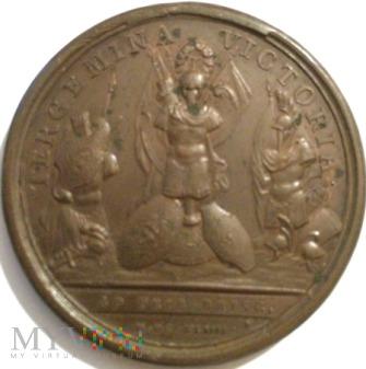 Duże zdjęcie Medal Ludwik XIV (suita J. Mauger) (1644)