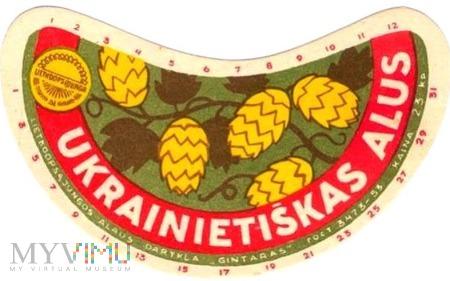 Duże zdjęcie Ukrainietiskas Alus