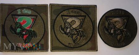 2 Dywizjon Artylerii Samobieżnej 11 MPA. Węgorzewo