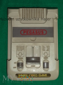 Pegasus Family Video Game Made in Japan