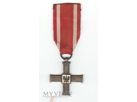 Krzyż za udział w Wojnie 1918–1921