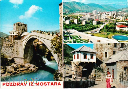 Duże zdjęcie Mostar