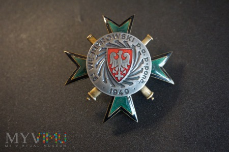 Duże zdjęcie 91Wejherowski Pułk Artylerii Ppanc.1949: Nr:068