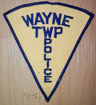Wayne TWP policja