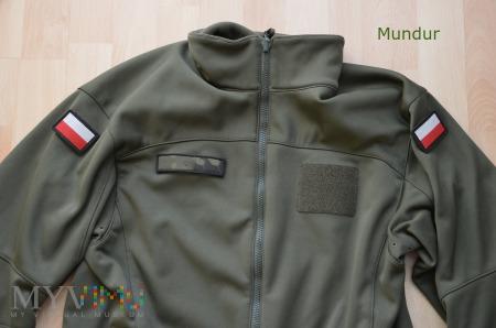 Ocieplacz pod kurtkę ubrania ochronnego 128 Z/MON